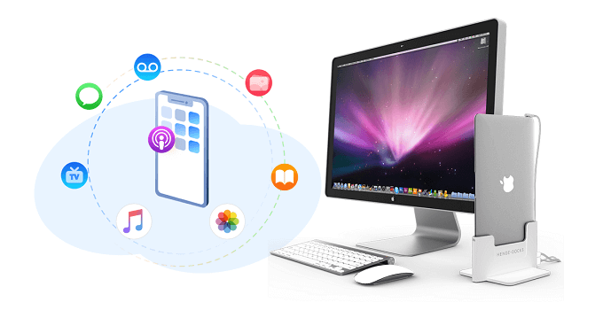 top 5 iPhone data transfer software for Mac