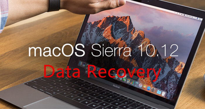 recover deleted/lost files on macOS Sierra