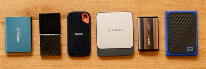 recover lost data from portable SSD