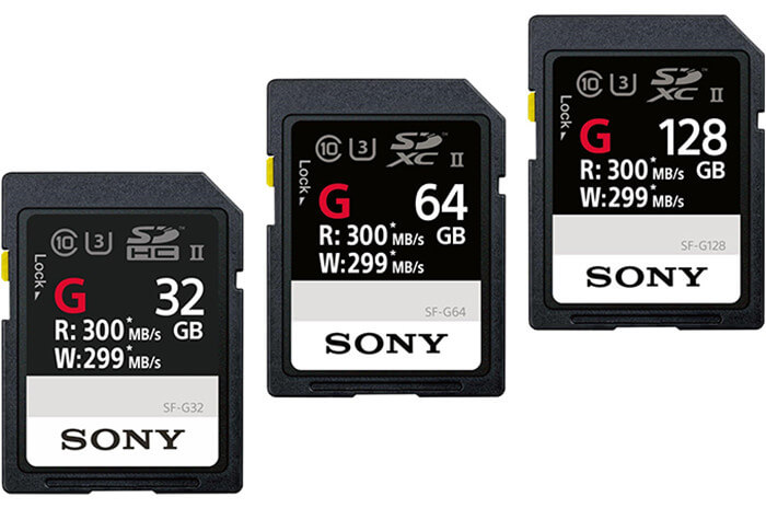recover lost data from Sony memory card