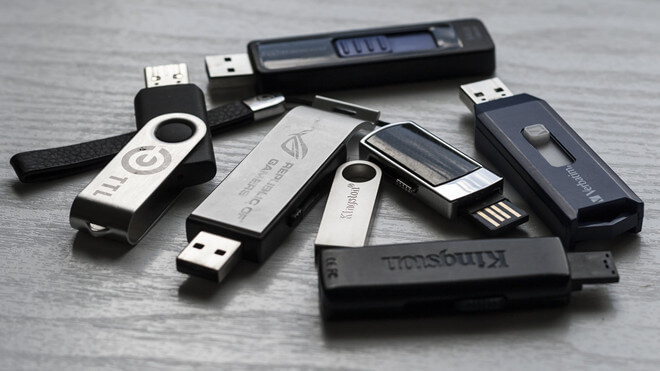 how to clone USB flash drive